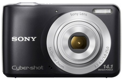 Buy Sony Cyber-shot S5000 Point & Shoot: Camera