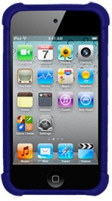 Buy Amzer 89273 Silicone Skin Jelly Case for iPod Touch 4th Gen: Cases Covers