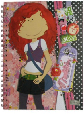 Buy Mead BFF Medium Notebook: Diary Notebook