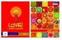 Karunavan Vrindavan Series One Love Journal Non Spiral Soft Bound