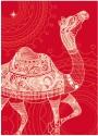 Karunavan Animal Kingdom Camel Notepad Hard Bound