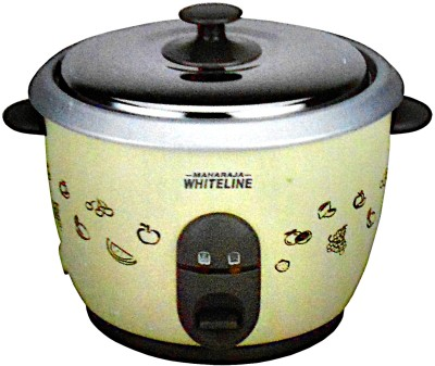 Buy Maharaja Whiteline 180 A DLX 1.8 L Rice Cooker: Electric Cooker