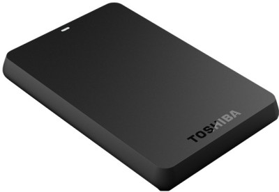 Buy Toshiba Canvio Basic 500 GB External Hard Disk: External Hard Drive