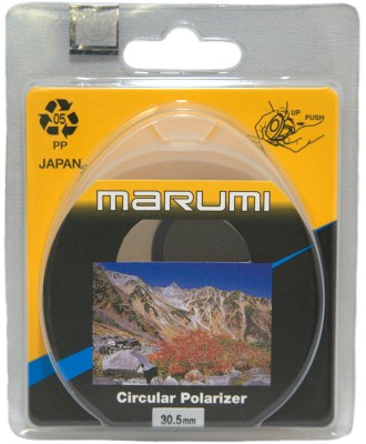 Buy Marumi 30.5 mm Circular Polarizer Filter: Filter