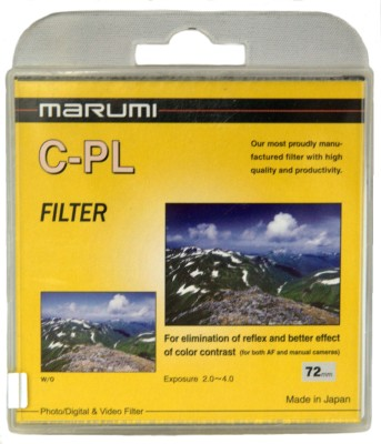 Buy Marumi 72 mm Circular Polarizer Filter: Filter
