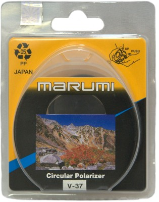 Buy Marumi 37 mm Circular Polarizer Filter: Filter
