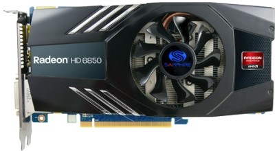 Buy Sapphire AMD/ATI Radeon HD 6850 2 GB GDDR5 Graphics Card: Graphics Card