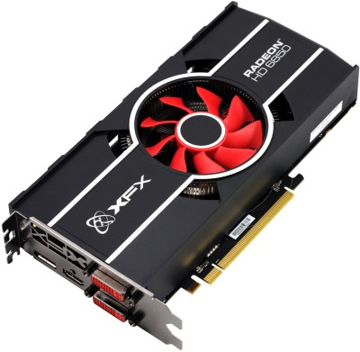 Buy XFX AMD/ATI Radeon HD 6850 1 GB DDR5 Graphics Card: Graphics Card