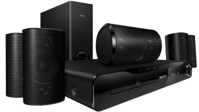 Buy Philips HTS3560 Blu Ray 5.1 Home Theatre System: Home Theatre