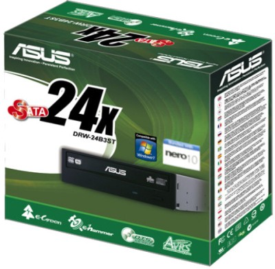 Buy Asus DRW-24B3ST DVD Burner Internal Optical Drive: Internal Optical Drive