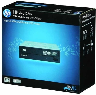Buy HP DVD1260i-UH07D / DVD1260i-UH03 C DVD Burner Internal Optical Drive: Internal Optical Drive