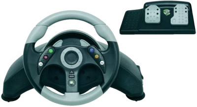 Buy Mad Catz XBox 360 MC2 MicroCon Racing Wheel: Joystick