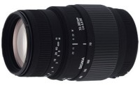 Sigma 70-300mm F/4-5.6 DG Macro (for Canon AF Digital SLR) Lens: Lens