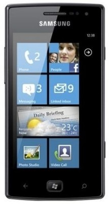 Buy Samsung Omnia W I8350: Mobile