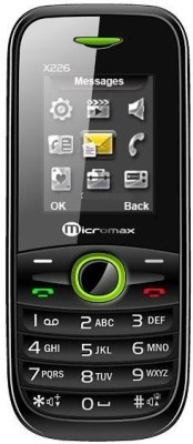 Buy Micromax X226+: Mobile