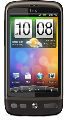 Buy HTC Desire: Mobile
