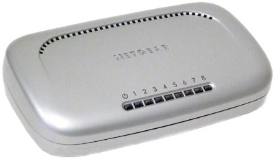Buy Netgear FS608 Network Switch: Network Switch