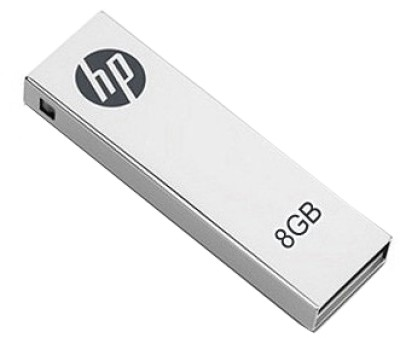 Buy HP V-210 W 8 GB Pen Drive: Pendrive
