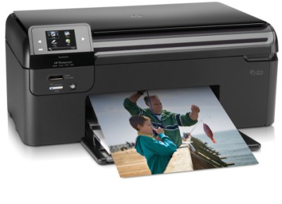 Buy HP Photosmart Wireless - B110a Multifunction Inkjet Printer: Printer