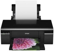 Epson Stylus Photo - T 60 Single Function Inkjet Printer