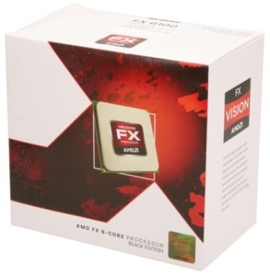 Buy AMD 3.3 GHz AM3 FX6100 Processor: Processor