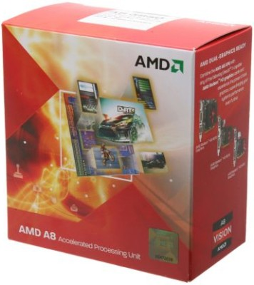 Buy AMD 2.9 GHz FM1 uPGA A8 3850 Processor: Processor
