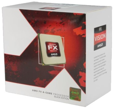 Buy AMD 3.6 GHz AM3 FX4100 Processor: Processor