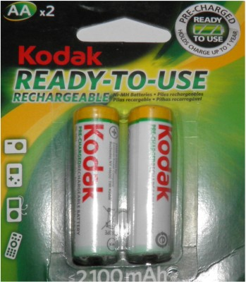 Buy Kodak (Pre-Charged) KAARPC-2 (1308428) Pre-Charged Rechargeable Battery: Rechargeable Battery