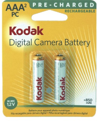 Buy Kodak (Pre-Charged) K3ARPC-2 (1482454) Pre-Charged Rechargeable Battery: Rechargeable Battery