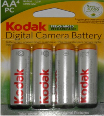 Buy Kodak (Pre-Charged) KAARPC-4 (1819887) Pre-Charged Rechargeable Battery: Rechargeable Battery