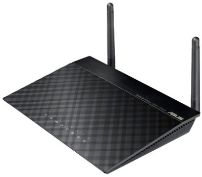 Buy Asus RT-N12 LX 300Mbps Wireless Router: Router