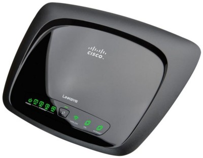 Buy Cisco Linksys WAG120N Wireless-N Home ADSL2 Modem Router: Router