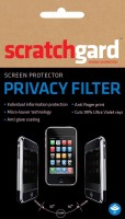 Scratchgard PRI - BB - 9360 Curve Privacy Filter Screen Guard for BlackBerry 9360 Curve: Screen Guard