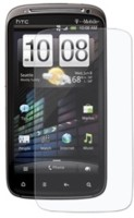 Amzer 91540 Super Clear Screen Protector with Cleaning Cloth for HTC Sensation & HTC Sensation XE: Screen Guard