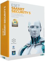 Eset Smart Security Version 5 1 PC 1 Year: Security Software