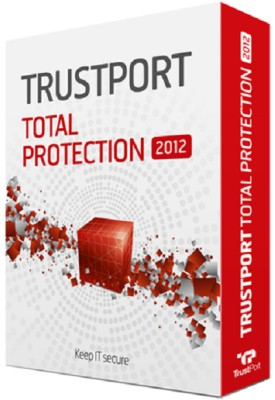 Buy Trustport Total Protection 2012 1 PC 1 Year: Security Software