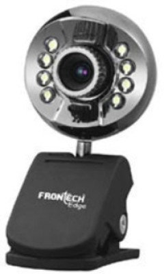 Buy Frontech 20 Mega Pixel E-Camera Edge Webcam: Webcam