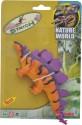 Simba Strechable Dinosaure With Foam - Orange