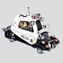 GoGifts Matt's Patrol Car - Multi-color