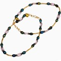Little India Brass Anklet - Pack Of 2 - ANKDRZ52YM3VABTY