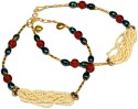 Little India Brass Anklet - Pack Of 2 - ANKDRZ52VFBEWKGB