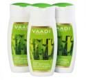 Vaadi Bamboo Age Defying Moisturiser With Grapeseed Extract - Set Of 3