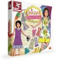 Toykraft Origami Fashion Studios