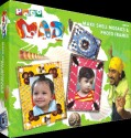 Toy Kraft Make Shell Mosaics and Photoframe