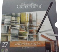 Cretacolor Creativo Art Set: Art Set