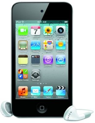 Buy Apple iPod touch 4th Generation 8 GB: Home Audio & MP3 Players