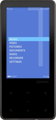 Buy Cowon iAudio 10 4 GB MP3 Player: Home Audio & MP3 Players