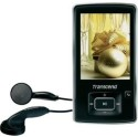 Transcend MP 870 8 GB MP4 Player - Black, 2.4 inch Display