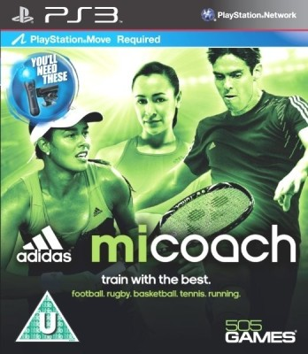 Buy Adidas MiCoach (Move Required): Av Media