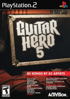 Buy Guitar Hero 5: Av Media